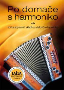 Picture of Po domače s harmoniko 1 (for beginners)