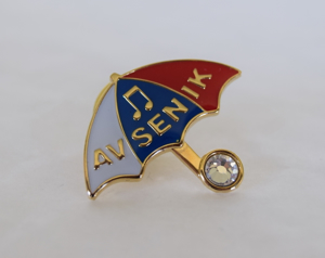 Picture of Badge - Avsenik umbrella