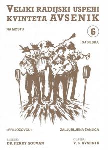 Picture of Big radio hits of the Avsenik Quintet nr. 6