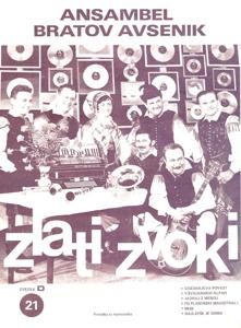 Bild von Die Größten Radio-Erfolge Quintetts Avsenik Nr. 21