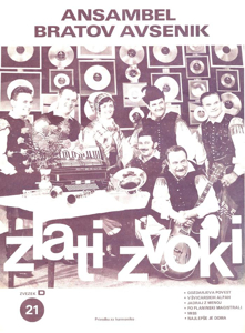Picture of Big radio hits of the Avsenik Quintet nr. 21