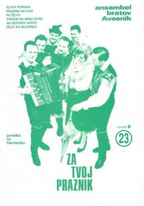 Picture of Veliki radijski uspehi kvinteta Avsenik št. 23