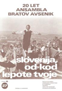 Bild von Die Größten Radio-Erfolge Quintetts Avsenik Nr. 27