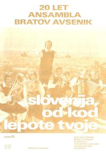 Picture of Big radio hits of the Avsenik Quintet nr. 29