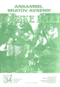 Picture of Veliki radijski uspehi kvinteta Avsenik št. 34