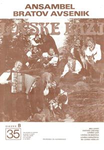 Picture of Veliki radijski uspehi kvinteta Avsenik št. 35