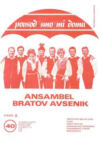 Picture of Veliki radijski uspehi kvinteta Avsenik št. 40