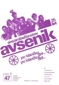 Picture of Big radio hits of the Avsenik Quintet nr.47
