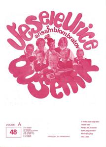 Picture of Big radio hits of the Avsenik Quintet nr.48