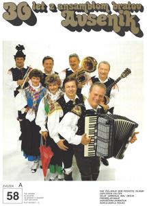 Bild von Die Größten Radio-Erfolge Quintetts Avsenik Nr. 58