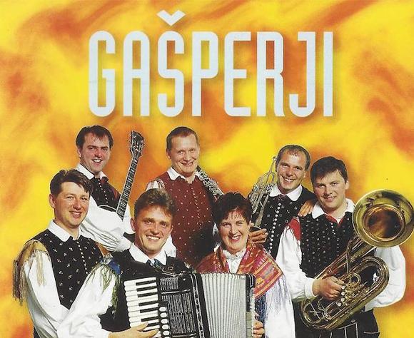 The first song sheet by S&S Jr. written for the Gasperji Ensemble