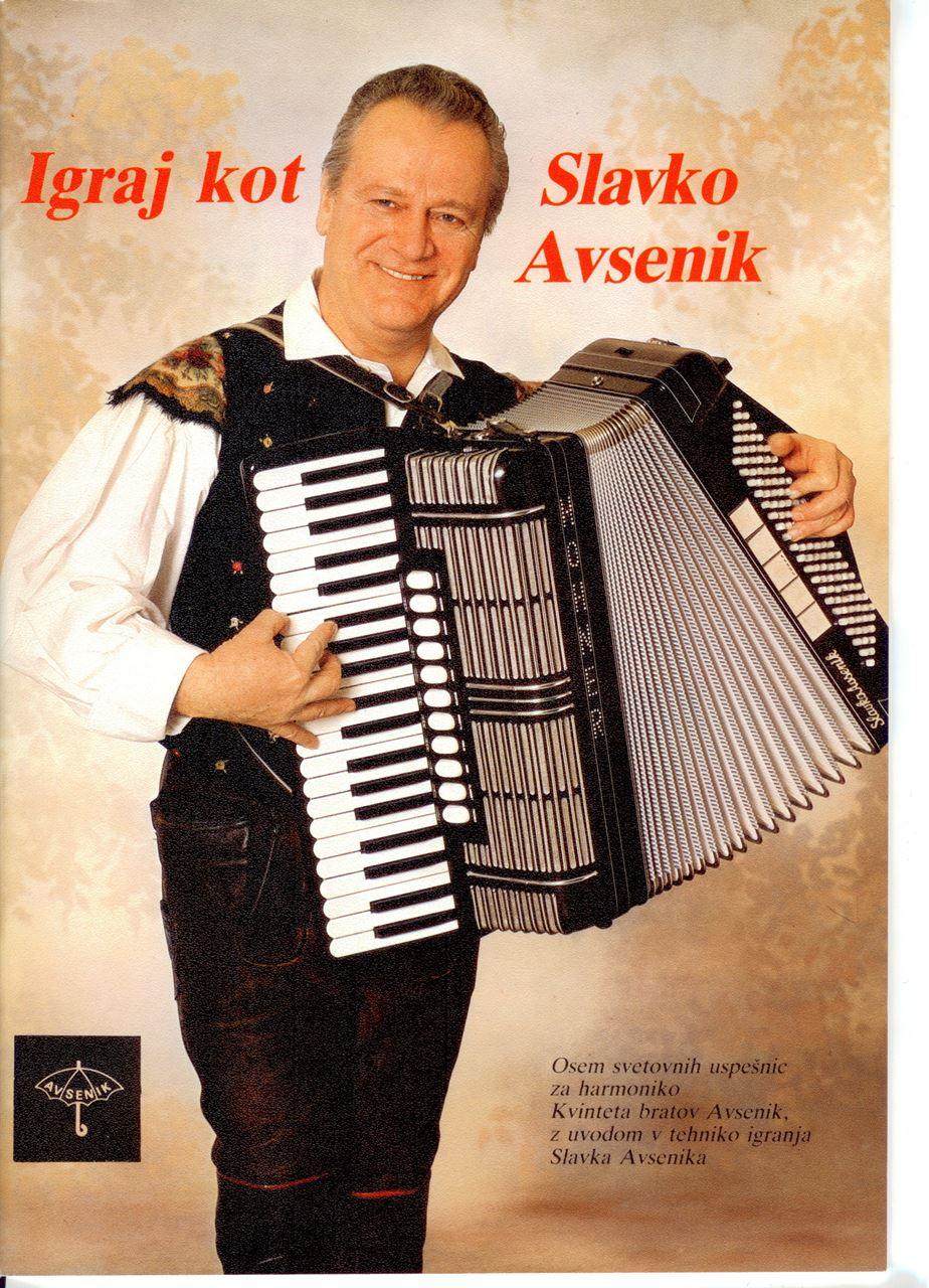 Picture of Igraj kot Slavko Avsenik