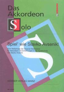 Picture of Spiel' wie Slavko Avsenik