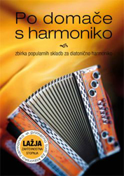 Picture of Po domače s harmoniko 1 (for beginners)