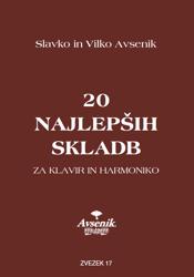 """Bild von Die """"20 Schönsten Musikstücke"""" von S&V Avsenik Nr. 17"""