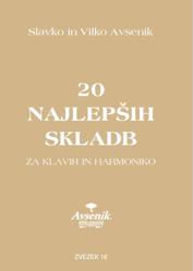 """Bild von Die """"20 Schönsten Musikstücke"""" von S&V Avsenik Nr. 16"""