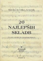 Bild von Die 20 Schönsten Musikstücke von S&V Avsenik Nr. 18