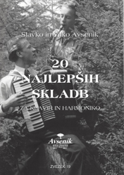 """Bild von Die """"20 Schönsten Musikstücke"""" von S&V Avsenik Nr. 19"""