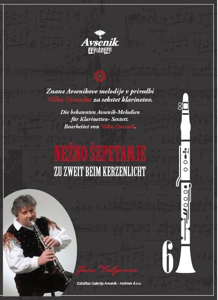 Picture of Nežno šepetanje - for 6 clarinets