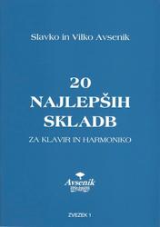 """Bild von Die """"20 Schönsten Musikstücke"""" von S&V Avsenik / Heft Nr. 1"""