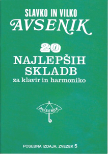 """Bild von Die """"20 Schönsten Musikstücke"""" von S&V Avsenik Nr. 05"""