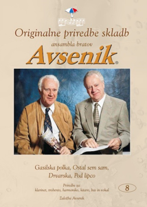 Picture of Original arr. of songs by the Avsenik Brothers Ensemble / Folder nr. 08
