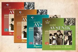 Picture of ARCHIVE Avsenik 1, 2, 3, 4
