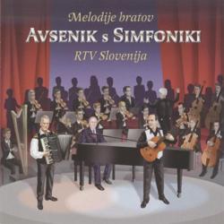 Bild von Melodien der brüder Avsenik mit dem Symphonischen Orchester