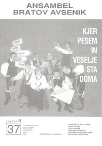 Bild von Die Größten Radio-Erfolge Quintetts Avsenik Nr. 37