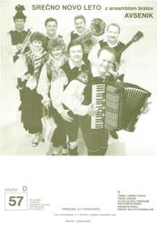 Bild von Die Größten Radio-Erfolge Quintetts Avsenik Nr. 57