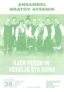 Picture of Veliki radijski uspehi kvinteta Avsenik št.  38