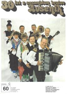 Bild von Die Größten Radio-Erfolge Quintetts Avsenik Nr. 60