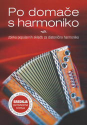 Picture of Po domače s harmoniko 3 (intermediate difficulty)