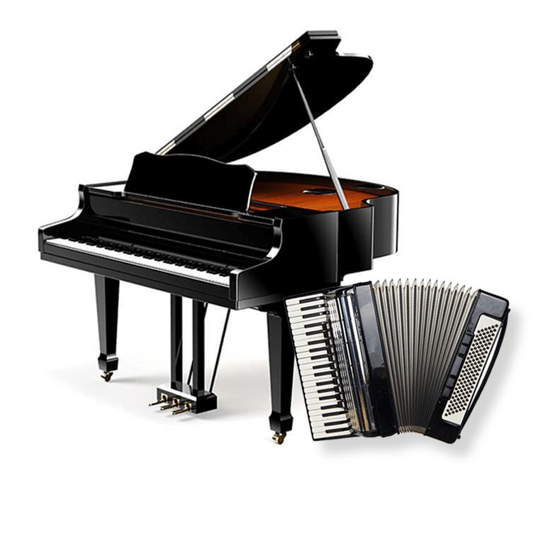 Bild für Kategorie Klavier / Akkordeon