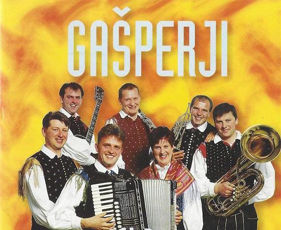 Prve notne izdaje S&S ml. napisane za ansambel Gašperji