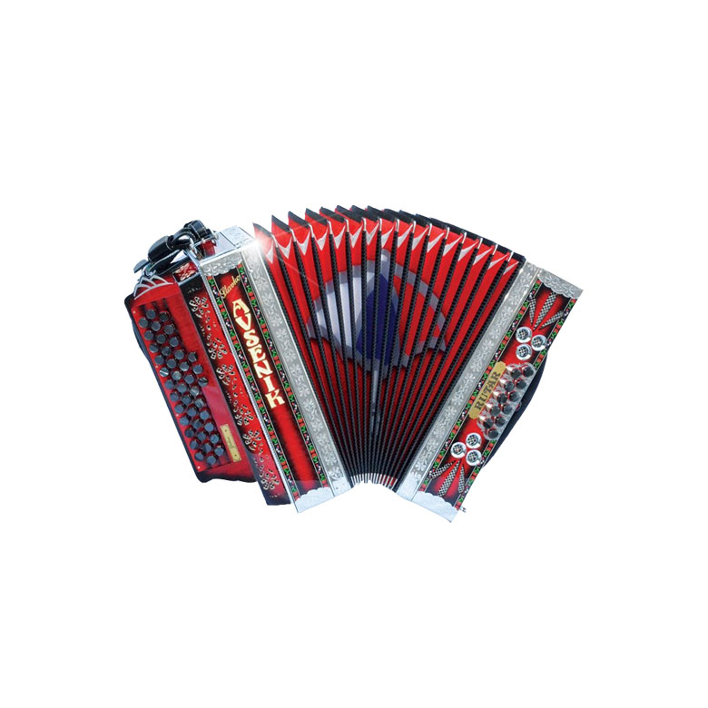 Picture for category Diatonic Button Accordion
