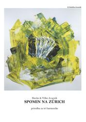 Slika Spomin na Zürich (3 harm.)