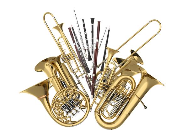 NEUE AUSGABEN: Blasorchester